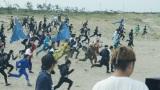 宮沢氷魚が出演する大塚製薬『ボディメンテ ドリンク』の新TVCM『努力か才能か』篇メイキング