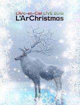 L'Arc〜en〜Ciel『LIVE 2018 L'ArChristmas』Blu-ray初回生産限定盤ジャケット