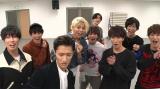 『7G 〜SEVENTH GENERATION〜』に出演するSnow Man(C)フジテレビ