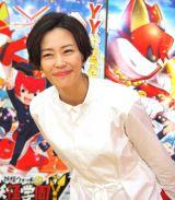 『映画 妖怪学園Y 猫はHEROになれるか』の公開アフレコを行った木村佳乃 (C)ORICON NewS inc.