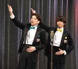 『M-1グランプリ2019』の3回戦に出場したつ〜ゆ〜(左から)福田悠太、辰巳雄大 (C)ORICON NewS inc.