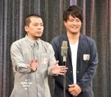 『M-1グランプリ2019』の3回戦に出場した天竺鼠 (C)ORICON NewS inc.