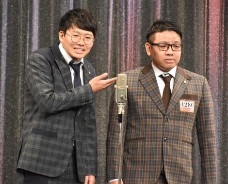 『M-1グランプリ2019』の3回戦に出場したミキ (C)ORICON NewS inc.