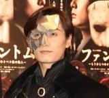 ミュージカル『ファントム』の取材会に出席した加藤和樹 (C)ORICON NewS inc.