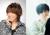 (左から)松本梨香、梶裕貴