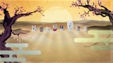 アニメ『織田シナモン信長』全編実写のティザーPV(C)目黒川うな/NSP,織田シナモン信長製作委員会