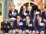 カップリング曲参加が決まるも複雑な表情の男子アイドル部(C)テレビ東京