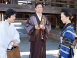 寅次郎の育ての母・光子(井上真央)と産みの母・お菊(山田真歩)が対面(C)NHK