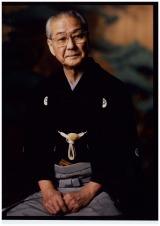 天皇陛下の御即位をお祝いするメッセージを寄せた野村萬氏