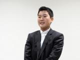 NHK・土曜ドラマ『少年寅次郎』取材中、かなり緊張している様子だった井上優吏(C)ORICON NewS inc.