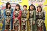 『大阪パフェ』初日に出演したたこやきレインボー