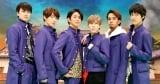 『なにわからAぇ! 風吹かせます!〜なにわイケメン学園×Aぇ! 男塾〜』に出演するAぇ!group (C)カンテレ