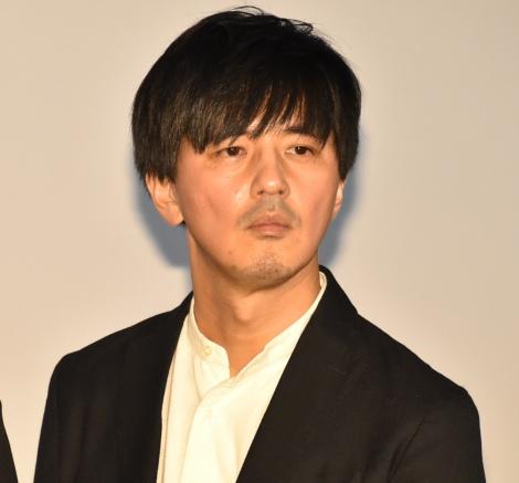 『映画 その瞬間、僕は泣きたくなった-CINEMA FIGHTERS project-』の公開記念舞台あいさつに登壇した井上博貴監督 (C)ORICON NewS inc.