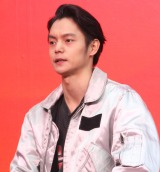 『ダイハツ新型コンパクトSUV「ROCKY」』発売記念イベントに登場した窪田正孝 (C)ORICON NewS inc.