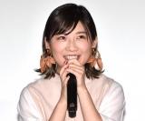 映画『生理ちゃん』の公開記念舞台あいさつに出席した伊藤沙莉 (C)ORICON NewS inc.