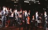 『天皇陛下御即位をお祝いする国民祭典』で奉祝曲「Ray of Water」を披露した嵐 (C)ORICON NewS inc.