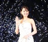 『けやき坂イルミネーション』点灯式に登場した葵わかな (C)ORICON NewS inc.