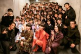 PerfumeがPerfume沼にハマった高校生53人と共演(C)NHK