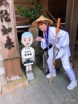 『#BiSHお遍路』で愛媛県内の霊場巡りをしたセントチヒロ・チッチ