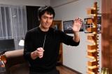 13年ぶりの続編となる『まだ結婚できない男』、阿部寛演じる主人公・桑野信介に対しては、視聴者から「相変わらず!」と歓喜の声が寄せられている (C)カンテレ