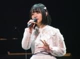 AKB48矢作萌夏=『第2回AKB48グループ歌唱力No.1決定戦』決勝大会より (C)ORICON NewS inc.