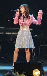 立仙愛理(AKB48)=『第2回AKB48グループ歌唱力No.1決定戦』決勝大会より (C)ORICON NewS inc.
