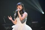 山崎亜美瑠(NMB48)=『第2回AKB48グループ歌唱力No.1決定戦』決勝大会より (C)ORICON NewS inc.