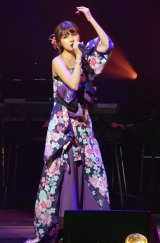 神志那結衣(HKT48)=『第2回AKB48グループ歌唱力No.1決定戦』決勝大会より (C)ORICON NewS inc.