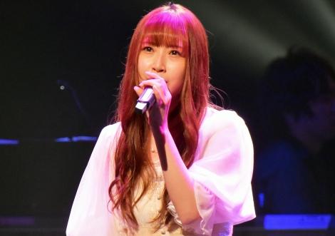 高柳明音(SKE48)=『第2回AKB48グループ歌唱力No.1決定戦』決勝大会より (C)ORICON NewS inc.