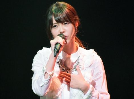 小田えりな(AKB48)=『第2回AKB48グループ歌唱力No.1決定戦』決勝大会より (C)ORICON NewS inc.