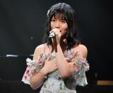 秋吉優花(HKT48)=『第2回AKB48グループ歌唱力No.1決定戦』決勝大会より (C)ORICON NewS inc.