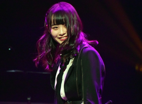横山結衣(AKB48)=『第2回AKB48グループ歌唱力No.1決定戦』決勝大会より (C)ORICON NewS inc.