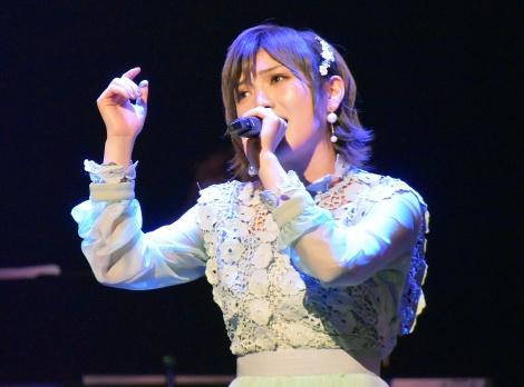 岡田奈々(AKB48/STU48)=『第2回AKB48グループ歌唱力No.1決定戦』決勝大会より (C)ORICON NewS inc.
