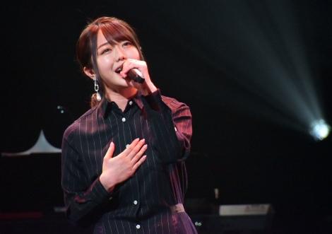 峯岸みなみ(AKB48)=『第2回AKB48グループ歌唱力No.1決定戦』決勝大会より (C)ORICON NewS inc.