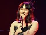 豊永阿紀(HKT48)=『第2回AKB48グループ歌唱力No.1決定戦』決勝大会より (C)ORICON NewS inc.