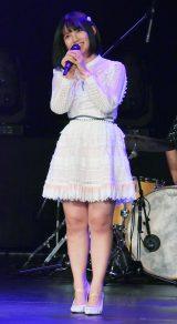 矢作萌夏(AKB48)=『第2回AKB48グループ歌唱力No.1決定戦』決勝大会より (C)ORICON NewS inc.