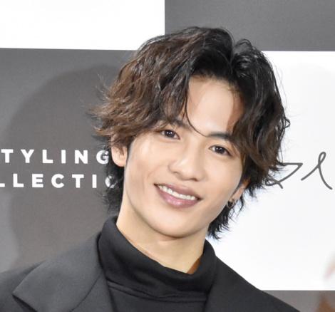 『ベスト スタイリング アワード 2019』授賞式に出席した志尊淳 (C)ORICON NewS inc.