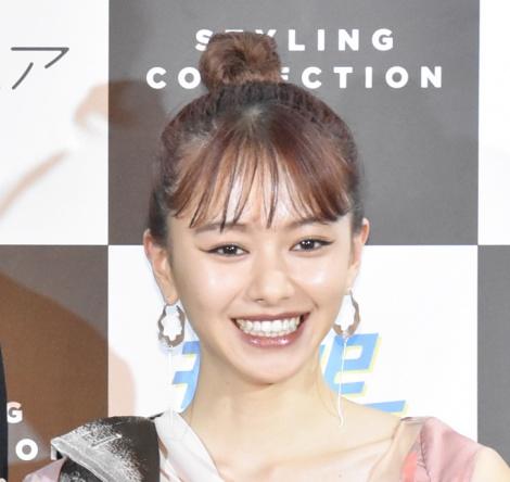 『ベスト スタイリング アワード 2019』授賞式に出席した山本舞香 (C)ORICON NewS inc.