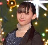 『aoyama christmas circus by avex』クリスマスツリー点灯式に出席した浅川梨奈 (C)ORICON NewS inc.