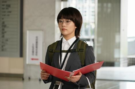 新水曜ドラマ『同期のサクラ』に主演する高畑充希 (C)日本テレビ