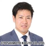 『よしもとエンジョイベースボール』に出演する牧田和久選手