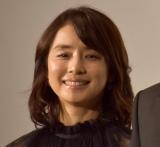 映画『マチネの終わりに』公開記念舞台あいさつに登壇した石田ゆり子 (C)ORICON NewS inc.