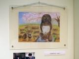 NHKスタジオパークで展示されていた連続テレビ小説『スカーレット』の小道具 (C)ORICON NewS inc.