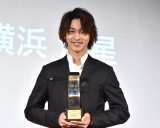『2019 第32回 小学館 DIMEトレンド大賞』贈賞式に出席した横浜流星 (C)ORICON NewS inc.