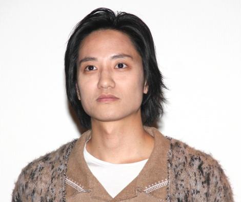 映画『his』のトークイベントに登壇した藤原季節 (C)ORICON NewS inc.