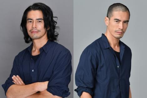 TBS1月スタート金曜ドラマ『病室で念仏を唱えないでください』で役作りのため剃髪をした伊藤英明(C)TBS