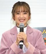 映画『ゾンビランド』ダブルタップ』公開記念イベントに登場した安達祐実 (C)ORICON NewS inc.