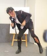映画『ゾンビランド』ダブルタップ』公開記念イベントに登場した小島よしお (C)ORICON NewS inc.