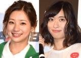 (左から)足立梨花、倉持由香(C)ORICON NewS inc.