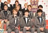 『第70回NHK紅白歌合戦』への出場が決定したKis-My-Ft2 (C)ORICON NewS inc.